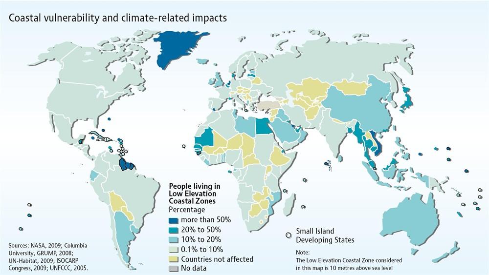mapa nasa coastal threat